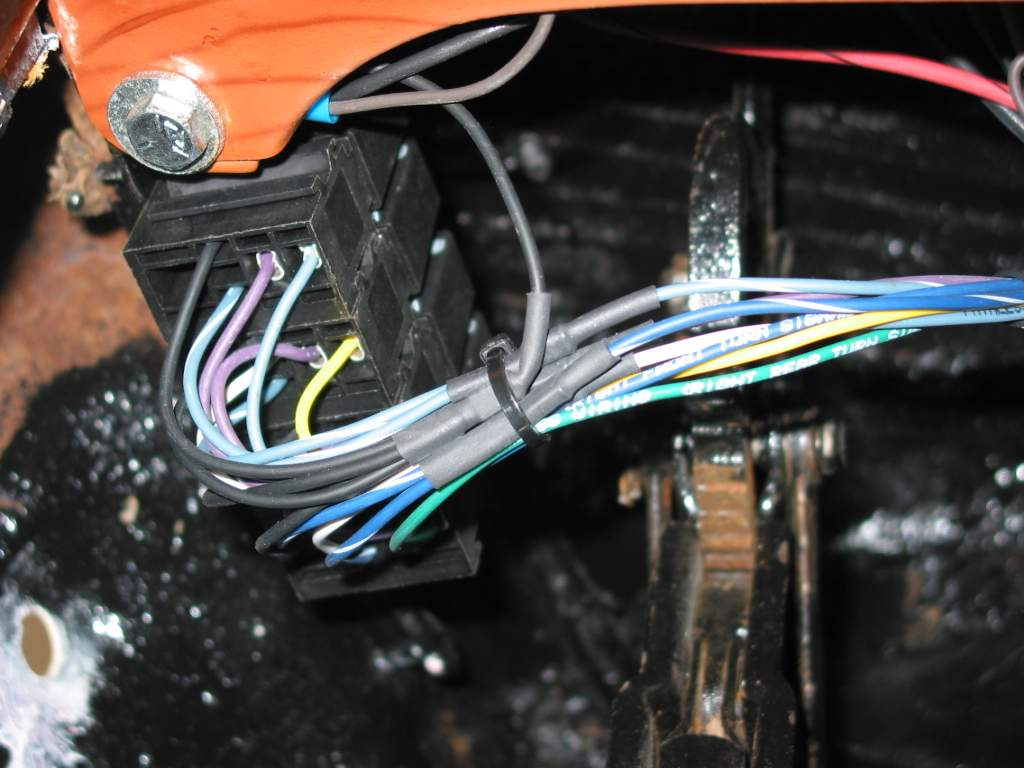 Lighting Turn Signal Article Provided By Painless Performance Wiring Switch Panel With The Relays Mounted A Ground Wire For Them Is Terminated And Ready To Attach As Any Electrical System Insure Body Grounded Chassis