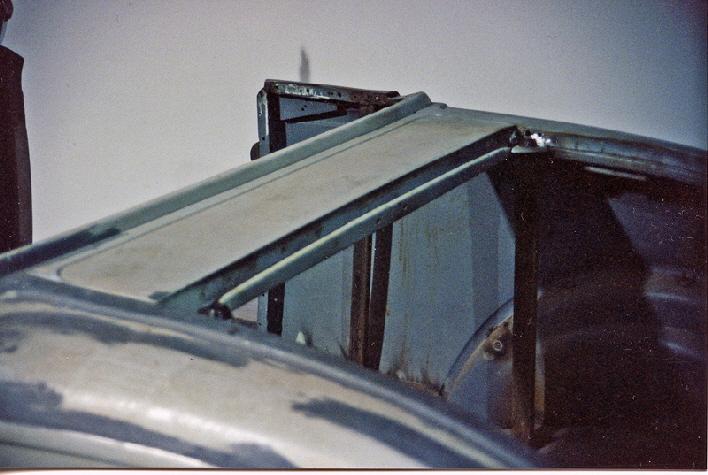 Rear Deck MD-13005