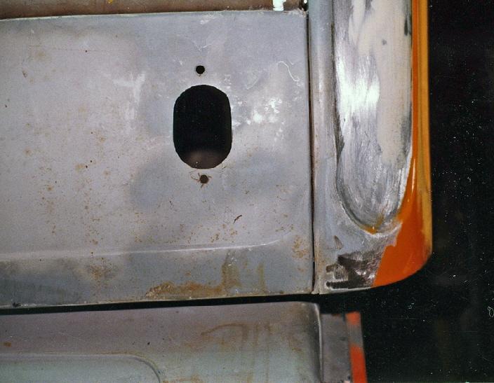 Rear Deck MD-15007