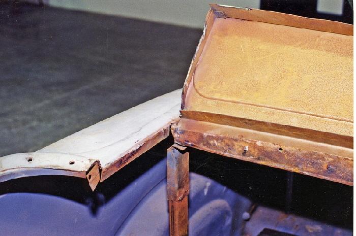 Rear Deck MD-17009