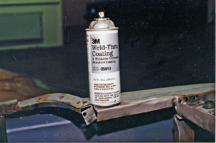 Rear Deck MD-18010