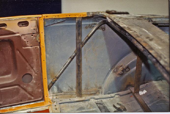 Rear Deck MD-20013