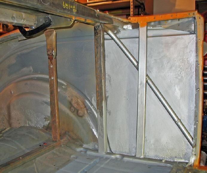 Rear Deck MD-21014