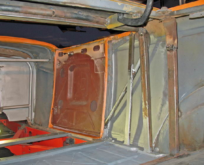 Rear Deck MD-22015