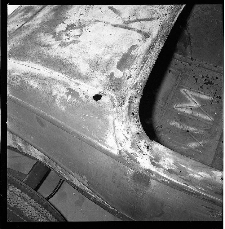 Rear Deck MD-4019