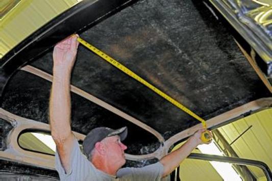 Hush Mat 32 Ford Install