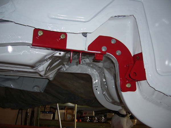 Subframe Installation Article provided by Heidts | Hotrod Hotline