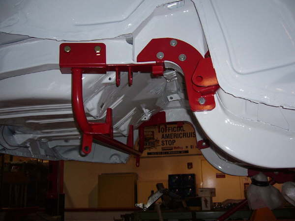Subframe Installation Article provided by Heidts | Hotrod